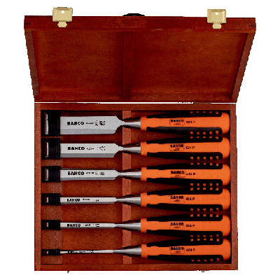 Perth Knife Sharpening Chisel Set
